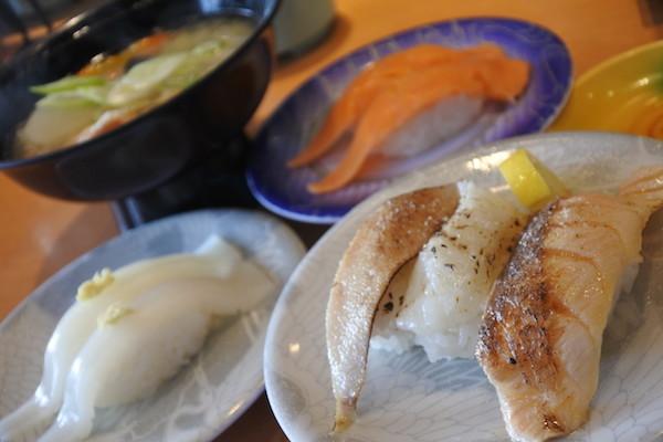 函太郎の美味しいお寿司