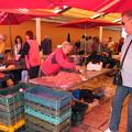 Photos: 街の市場