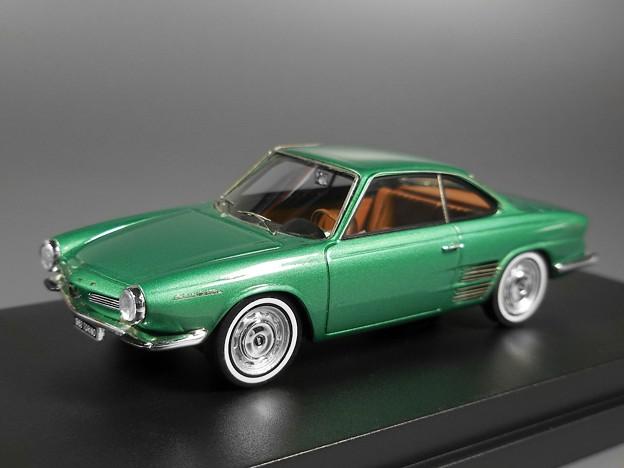 HINO Contessa 900 Sprint (Torino Show) 1962