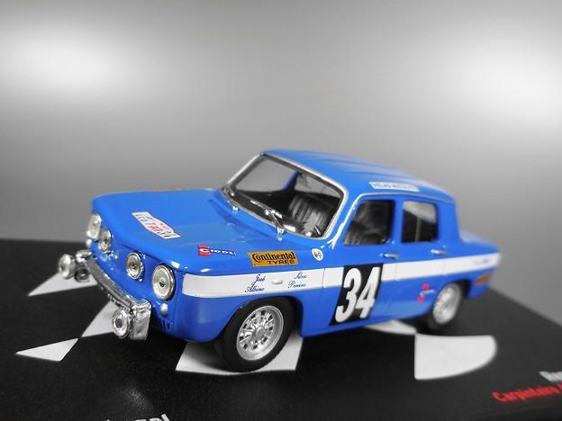 Photos: Renault 8 Gordini 1967