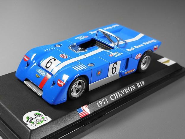 Chevron B19 Ford (Niki Lauda) 1971