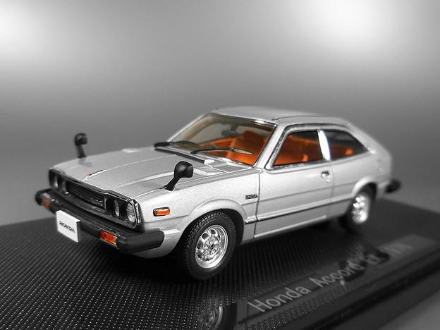 Honda Accord EX 1976
