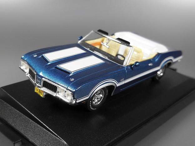 Oldsmobile 442 1972