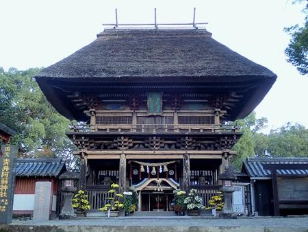 26 11 熊本 人吉 青井阿蘇神社