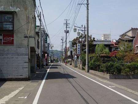 秋田 大滝温泉 町並み