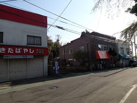 28 GW 秋田 森岳温泉 町並み 4