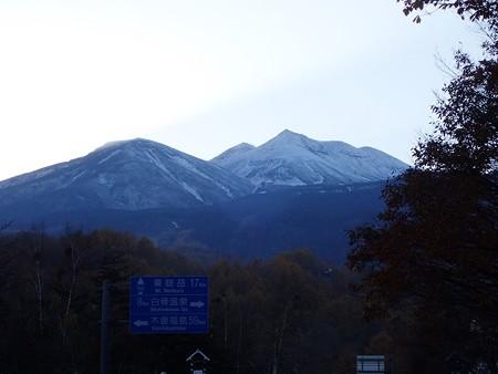 28 11 長野 乗鞍高原の風景