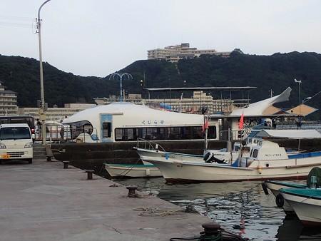 28 7 和歌山 那智勝浦の風景 2