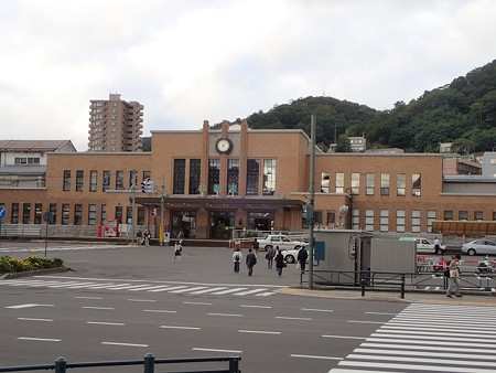 北海道 小樽の町並み