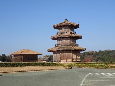 28 12 熊本 歴史公園鞠智城
