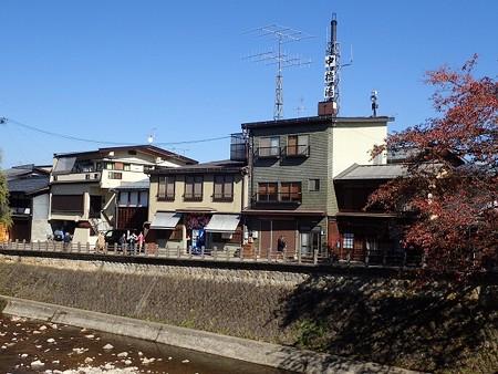 28 11 岐阜 飛騨高山の町並み 3