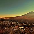 写真: 霊峰