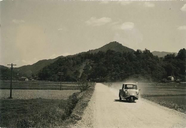 写真: 県道