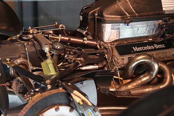 McLaren Mercedes MP4-14 1999 マクラーレン・メルセデス
