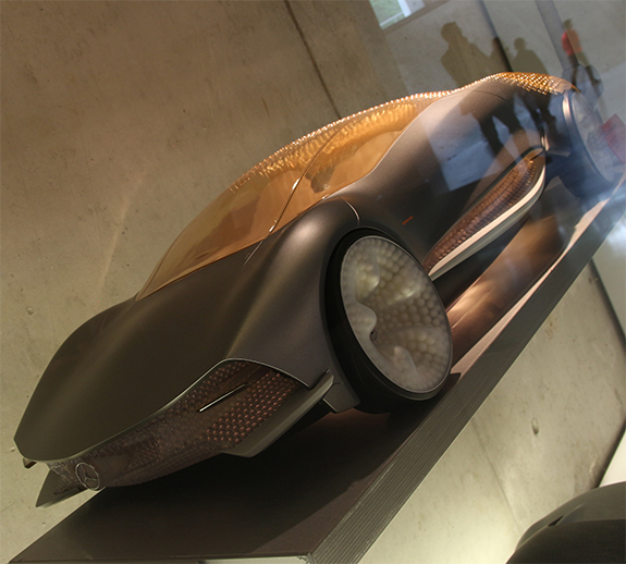 The Least Common Denominator by Oliver Elst オリバー・エルスト メルセデス・ベンツ デザイン・コンセプト