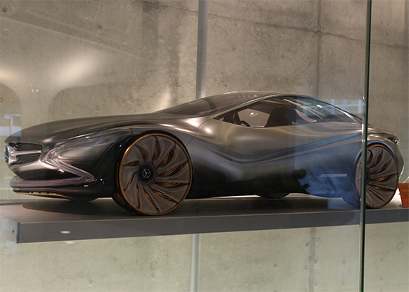 Dalibor Vidojkovic Barchelorthesis 2012 Mercedes-Benz Design Concept メルセデス・ベンツ