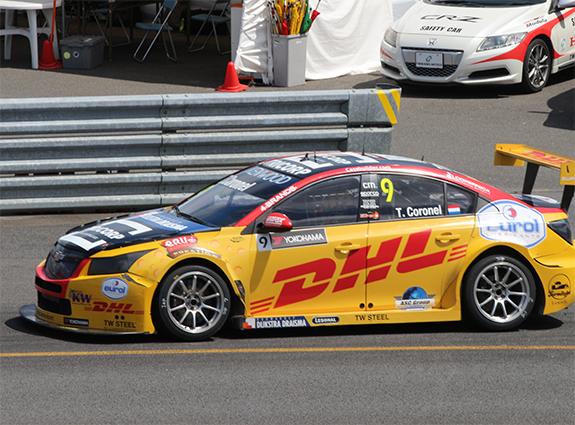 シボレー RML クルーズ TC1 ロアル・モータースポーツ(Roal Motorsport), #09 トム・コロネル(Tom Coronel)
