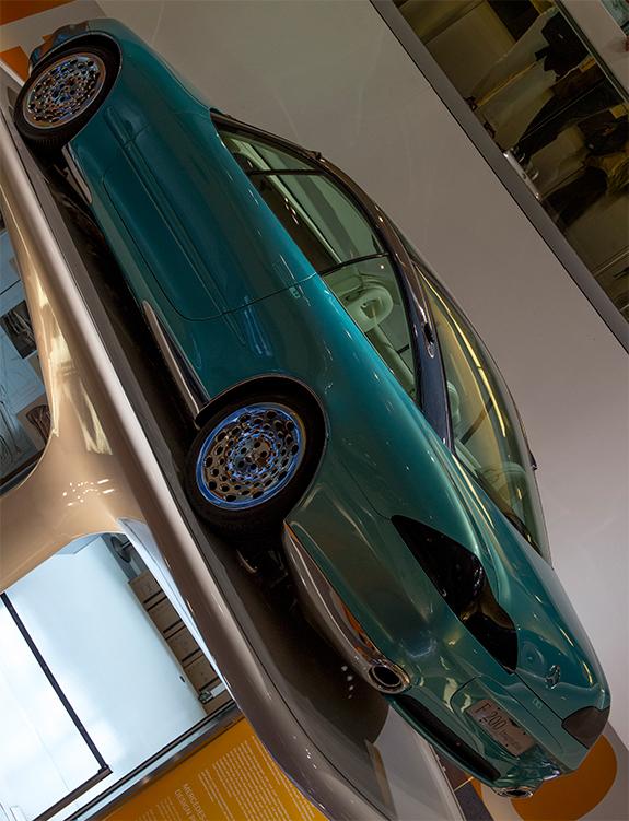 Mercedes-Benz F200 Imagination Concept 1996 メルセデス・ベンツ F200イマジネーション コンセプトカー