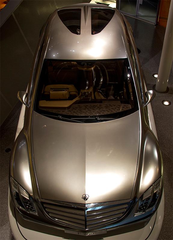 Mercedes-Benz F700 Concept 2007 メルセデス・ベンツ コンセプトカー