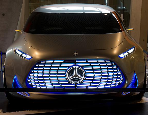 Mercedes-Benz Vision Tokyo Z メルセデス・ベンツ コンセプトカー