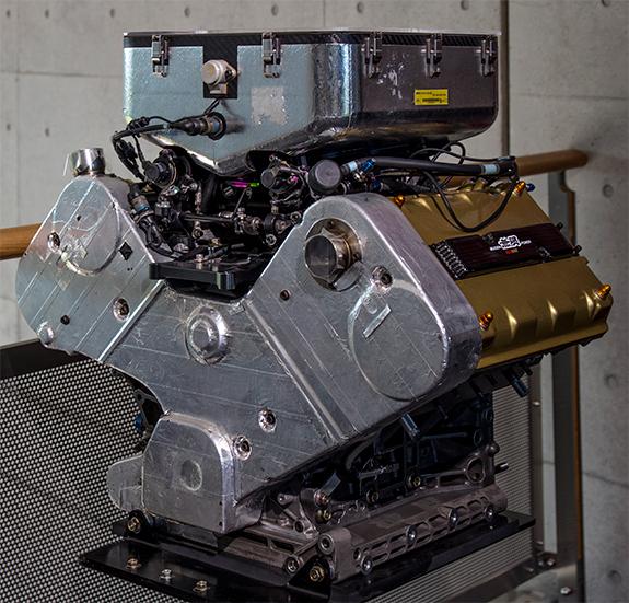 Honda ホンダ NSX 無限 C32B