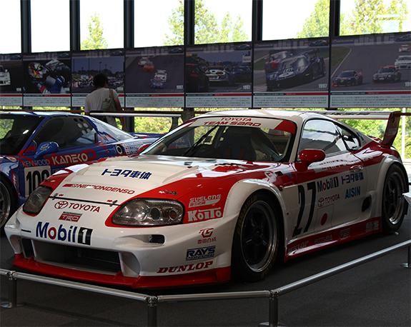 トヨタ・デンソー・サード・スープラ GT LM (Toyota Denso SARD Supra GT LM)