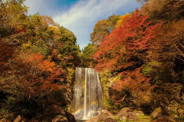 秋の遊水峡♪