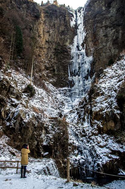 古閑の滝♪2