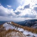 Photos: 冬の阿蘇外輪山♪