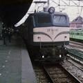 写真: 寝台列車の走った時代