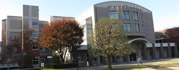 立教大学新座キャンパス1・2号館