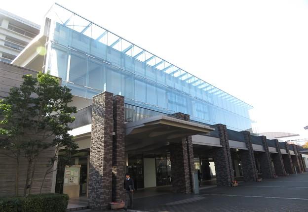 立教大学新座キャンパス6号館(新座図書館)