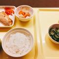 Photos: 入院晩ごはん