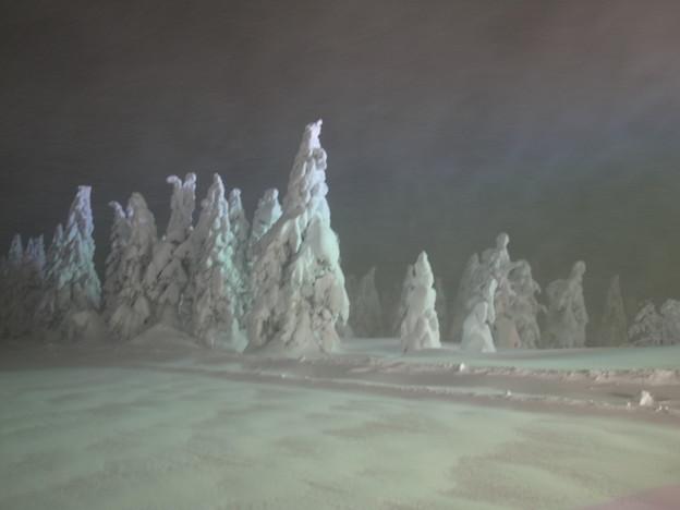 山形蔵王 樹氷幻想回廊ツアー2