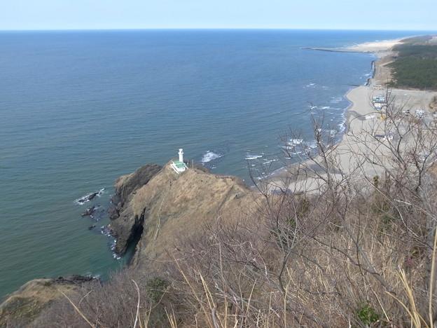 新潟角田浜灯台