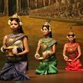 Photos: アブサラ舞踊