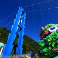茨城県北芸術祭 603  竜神大吊橋