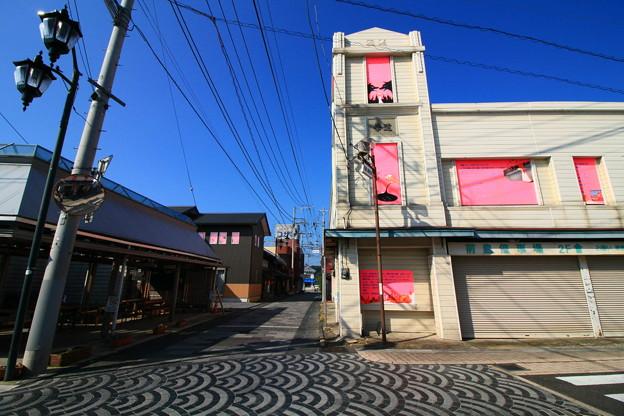 Photos: 茨城県北芸術祭 683  鯨ヶ丘商店街