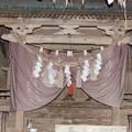 28.5.24松崎神社(桂島神社)本殿