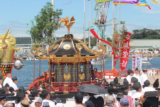 28.7.18塩竈みなと祭(その3)