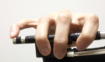 中野・江古田 バイオリン 個人レッスン ヴィオラ 吉瀬弥恵子 ワイズ音楽教室 右手を直すまで