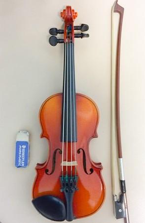 東京・中野・練馬・江古田、ヴァイオリン・ヴィオラ・音楽教室 16分の1の音