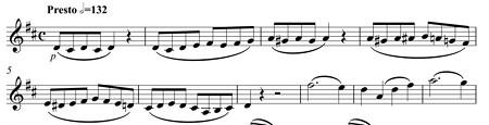 4の指?0の開放弦? 東京・中野・練馬・江古田、ヴァイオリン・ヴィオラ・音楽教室