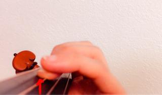 東京・中野・練馬・江古田、ヴァイオリン・ヴィオラ・音楽教室<br /> 左手の力加減