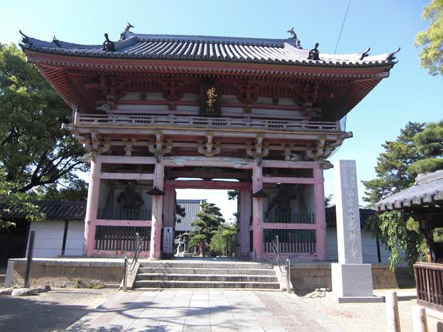 西国第5番 紫雲山 葛井寺
