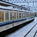 朝の鉄道 東武野田線