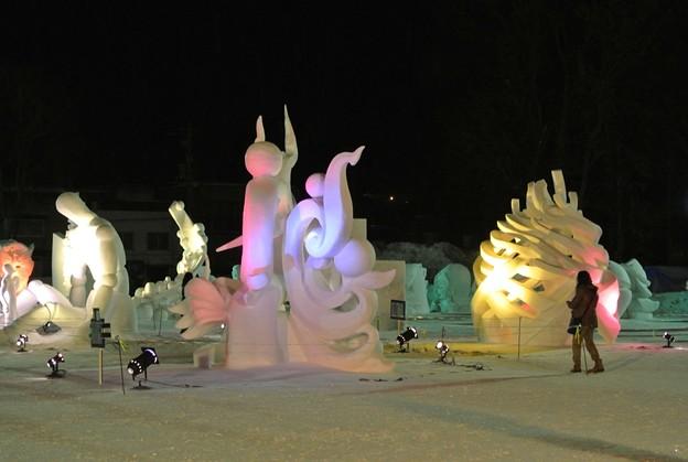 国際雪像彫刻コンテスト