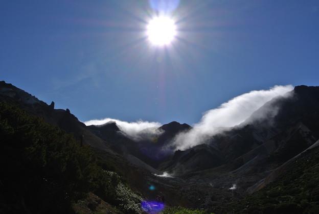 Photos: 山に衣(ころも)