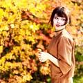 Photos: 紅葉女子