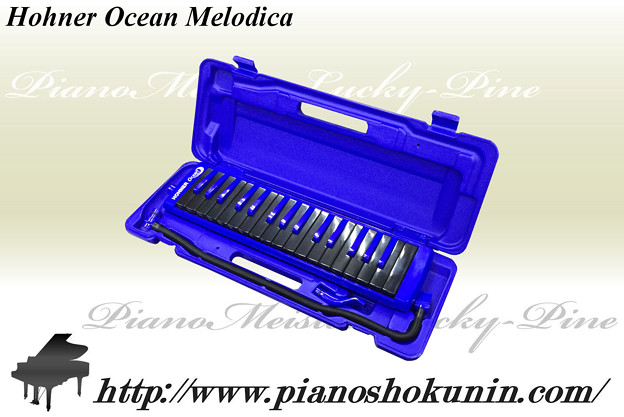 2016.10.05 Hohner Ocean Melodica